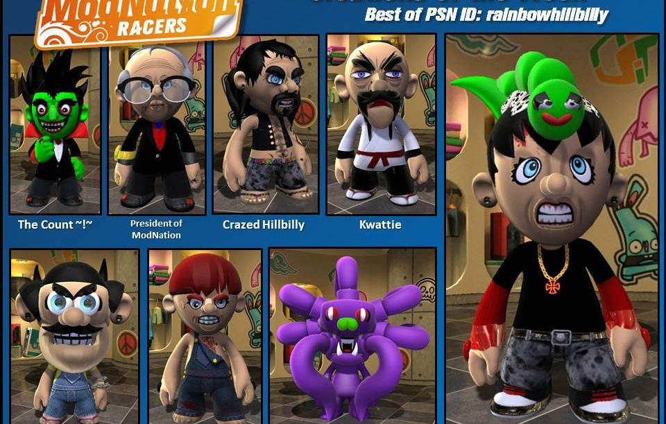 ModNation Racers: Road Trip – New Racing Features