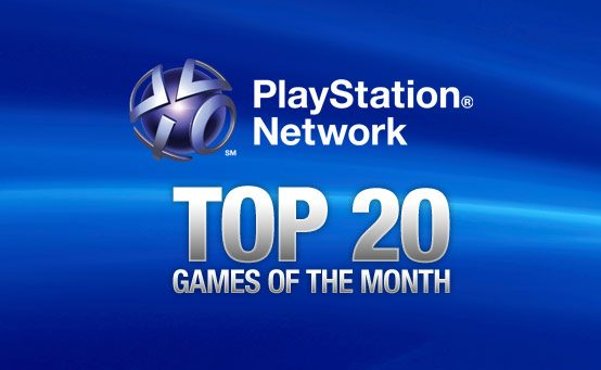 PSN Top Sellers: November 2011 Edition