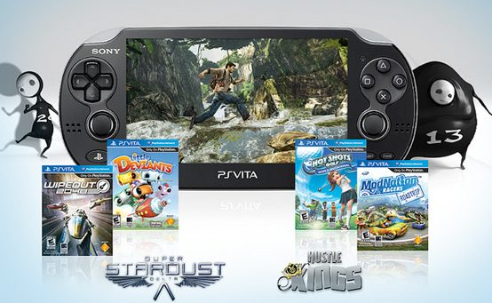 PlayStation Vita Launch Lineup and Details