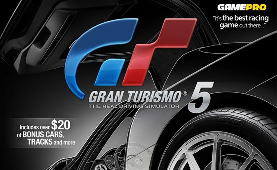 Gran Turismo 5 XL Edition Hits This Month for $39.99