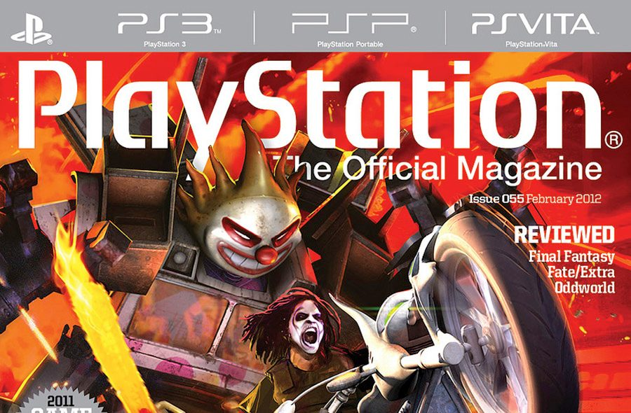 Twisted Metal returns to PlayStation: The Official Magazine
