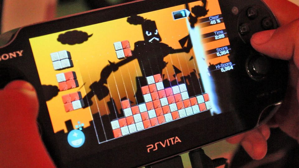 Lumines Electronic Symphony: Q Entertainment's Love Letter to Electronic Music