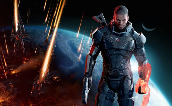 Mass Effect 3 Available for PSN Pre-Order Today With Exclusive Bonuses