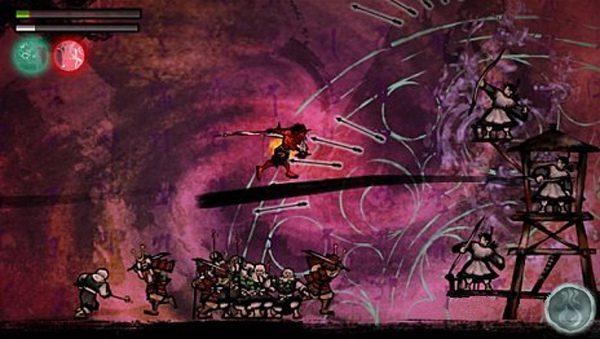Master PS Vita's Many Inputs with Sumioni: Demon Arts