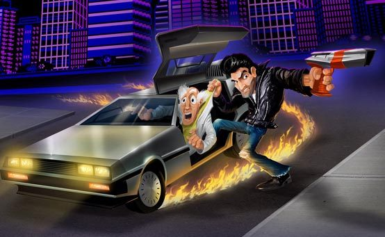 Retro City Rampage is Coming to PS Vita and PS3
