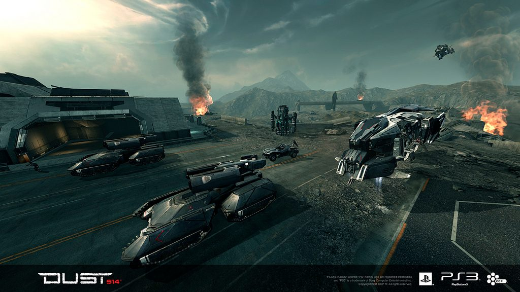 DUST 514 Will Be Free to Play on PlayStation 3