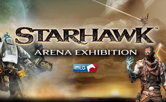 Watch the Starhawk Arena Exhibition Live Now