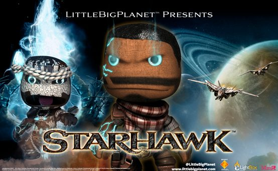 Sack it to Me: Sackboy Takes To The Stars!