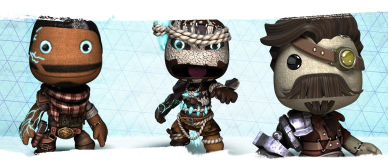 Sack it to Me: Starhawk Invades LittleBigPlanet