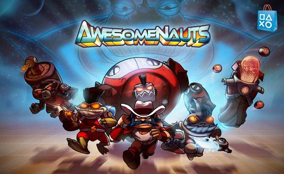 New Awesomenauts Update, Characters Deploying Soon on PSN