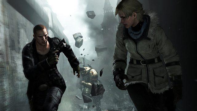 Resident Evil 6: Bringing People Together