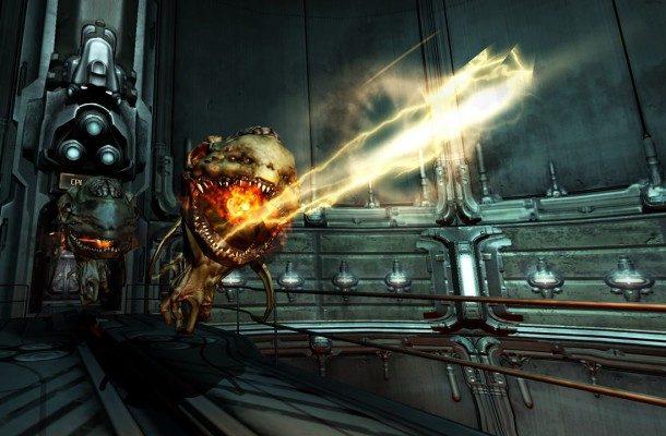 Id Software Talks Doom 3: BFG Edition on PS3