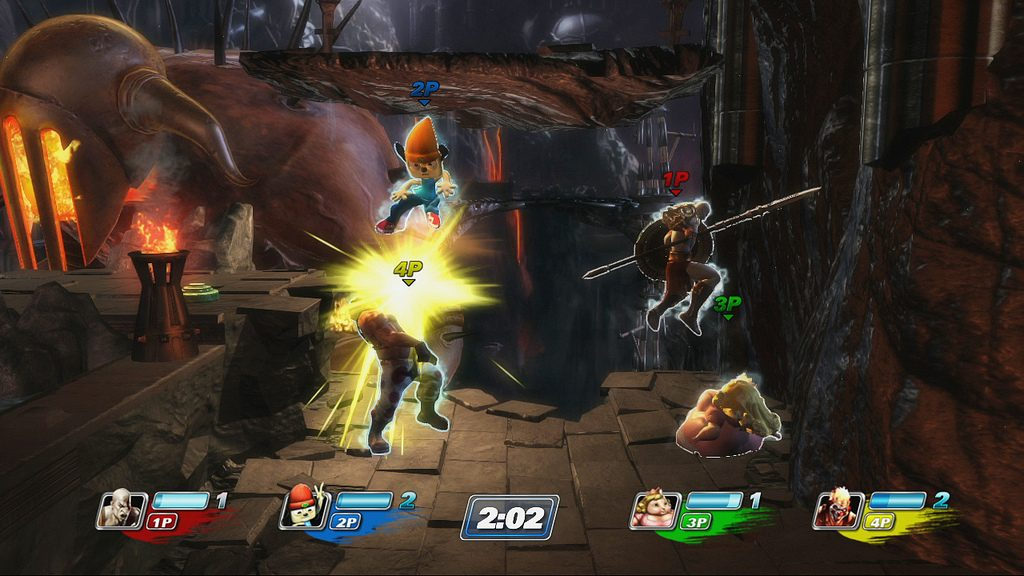 EVO: Go Hands-On With PlayStation All-Stars Battle Royale