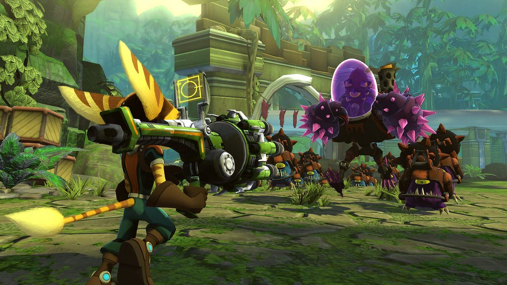 The Full Monty on Ratchet & Clank: Full Frontal Assault