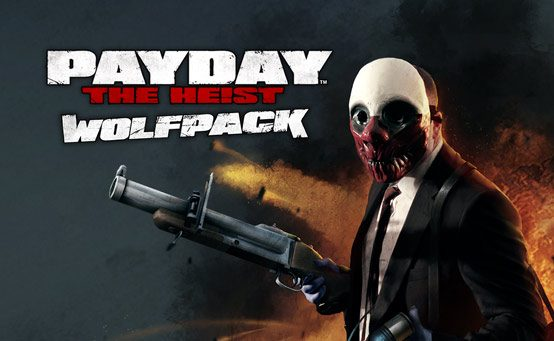 Payday: The Heist Wolfpack DLC on PSN Next Week