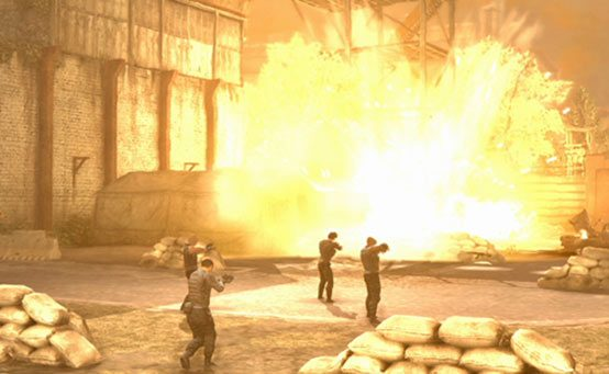 The Expendables 2: The Videogame Blows the Top Off PSN Play Today