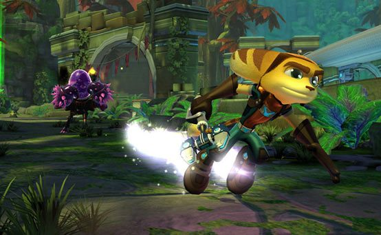 Ratchet & Clank: Full Frontal Assault Adds a Tower-Defense Twist