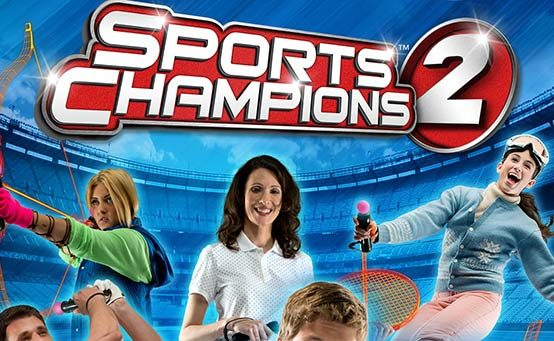 Sports Champions 2 Available In North America on October 30th