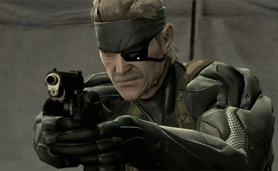 Metal Gear Solid 4 PS3 Trophy List Revealed!