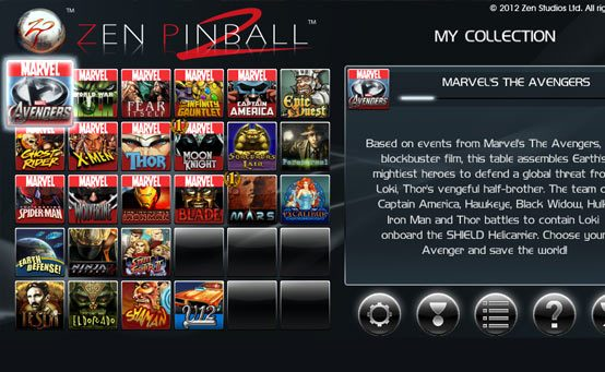 Zen Pinball 2 Scores on PS3, Vita September 4th With PopCap Table