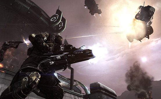 DUST 514 Update Adds EVE Online Integration, Keyboard and Mouse Controls, And More