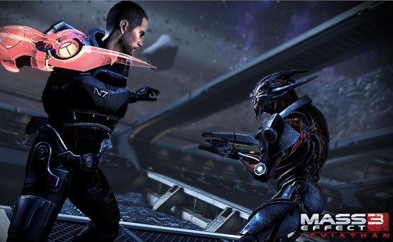 Mass Effect 3: Leviathan DLC Expands Reaper Mythology