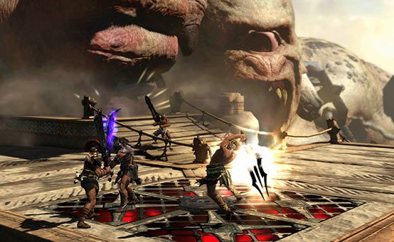 Watch the PAX 2012 God of War: Ascension Panel