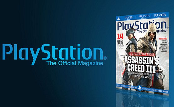 Read PlayStation: The Official Magazine on Your Tablet With