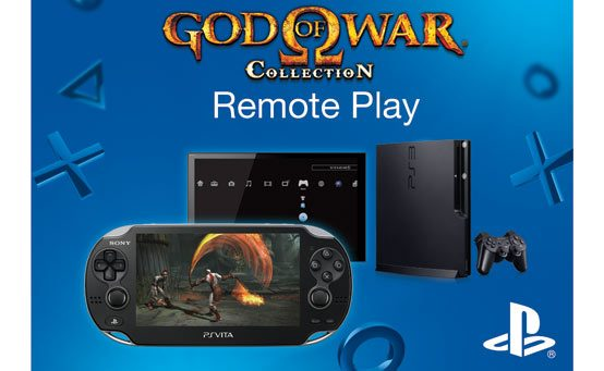 Remote Play Brings God of War, Ico and Shadow of the Colossus Collections to PS Vita Today