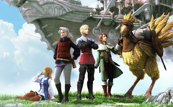 Final Fantasy III Coming to PSN Tuesday – PlayStation Blog