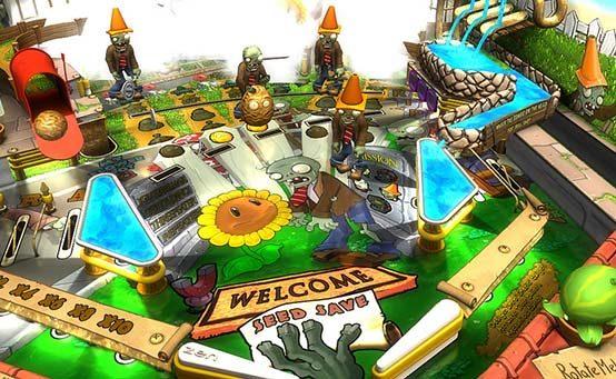 Plants vs. Zombies Shambles onto Zen Pinball 2 With New Table