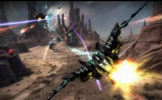 Three Ways to Play Starhawk, Available on PSN Next Tuesday