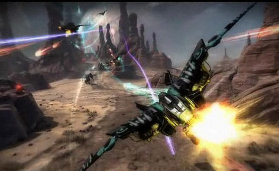 Three Ways to Play Starhawk, Available on PSN Next Tuesday