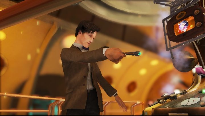 Doctor Who: The Eternity Clock on PS Vita Tuesday