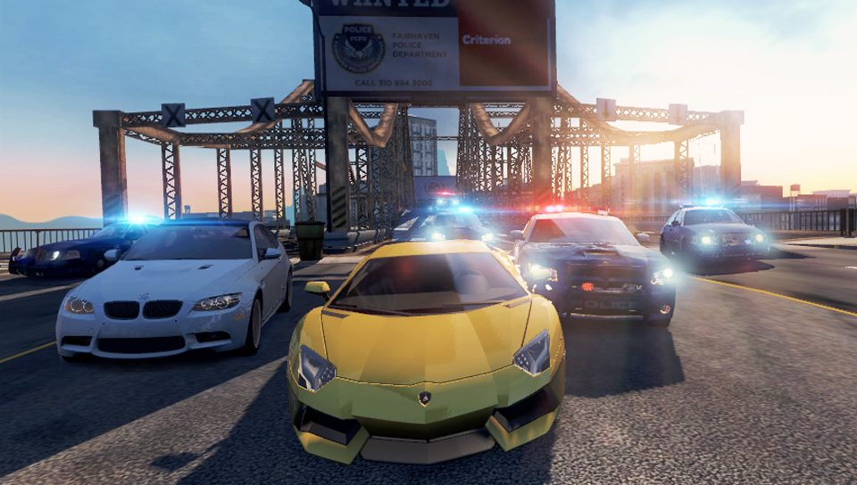 Need For Speed Most Wanted Interview: Under the Hood of the PS Vita