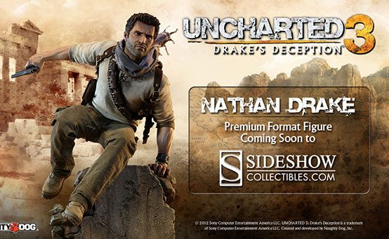 Uncharted 3 Turns One, Enter to Win New Nathan Drake Statue
