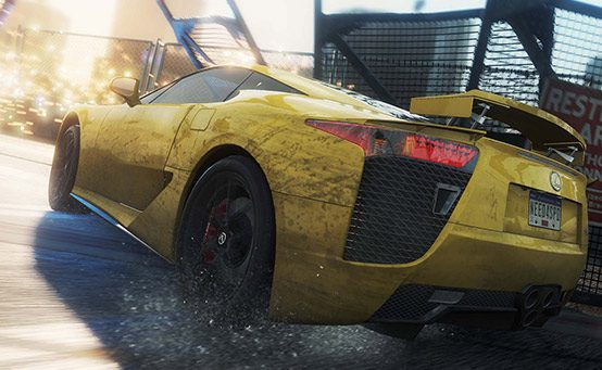 Need for Speed Most Wanted: 4 Things You Need to Know