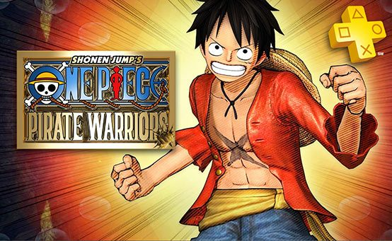 PlayStation Plus Update: One Piece: Pirate Warriors 40% Off, PS3 Plus Bundle