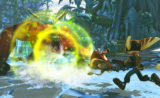 Ratchet & Clank: Full Frontal Assault Hits PS3 Today