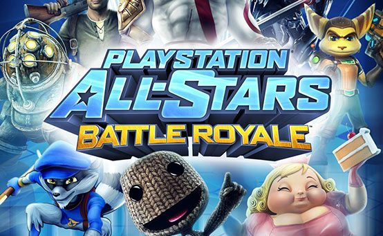 PlayStation All-Stars: The Battle Royale Begins Today!