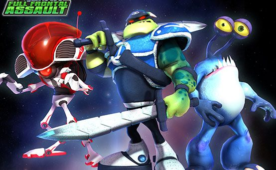 Ratchet & Clank: Full Frontal Assault Coming to PS Vita in January