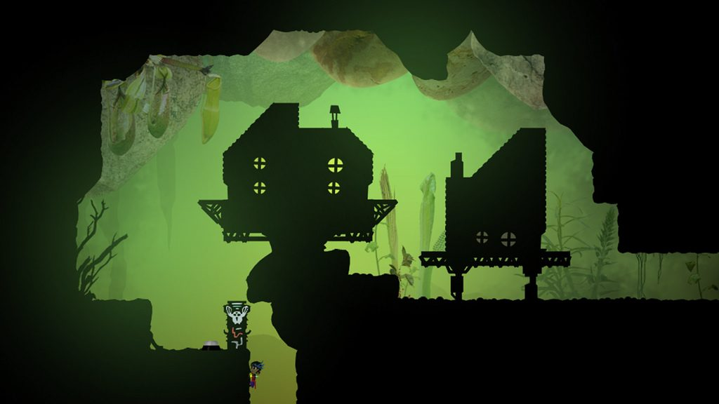 Knytt Happens: Knytt Underground Rolls to PS3, PS Vita Today