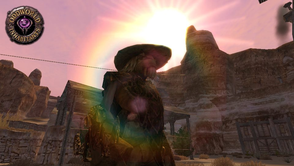 Oddworld: Stranger's Wrath HD on PS Vita Today