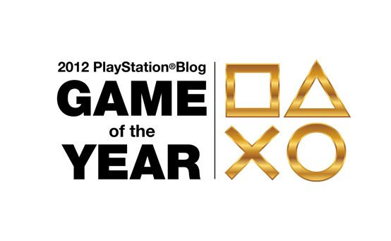 Vote For Your Favorite PlayStation Games of 2012 Now!