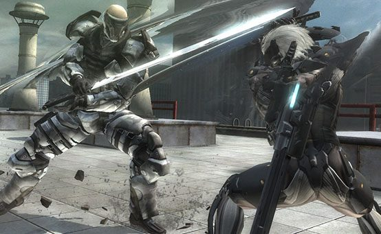 Another Slice of Metal Gear Rising: Revengeance