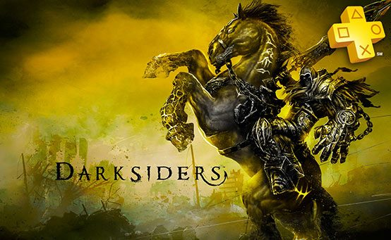 PlayStation Plus Update: Become War in Darksiders, Free for