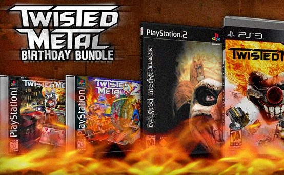 Celebrate Twisted Metal's First PS3 Birthday With Series-Spanning Sale