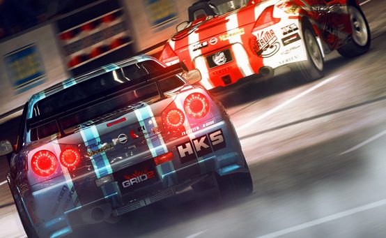 Taking the Race Online with GRID 2's Multiplayer