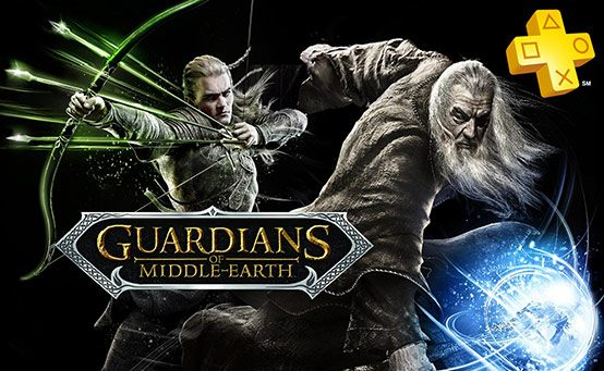 PlayStation Plus Update: Guardians of Middle Earth Free