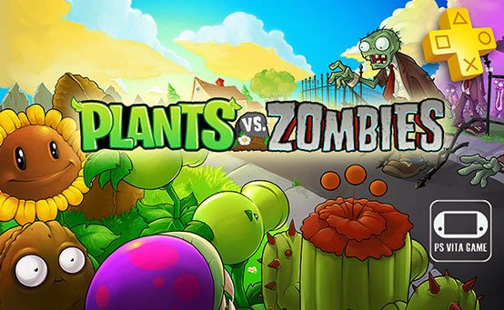 PlayStation Plus: Plants vs  Zombies Free for Members